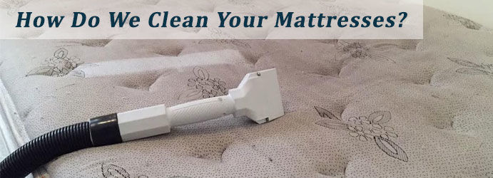 How Do We Clean Your Mattresses Thomastown