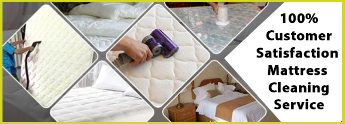 100% Customer Satisfaction Mattress-Cleaning Service