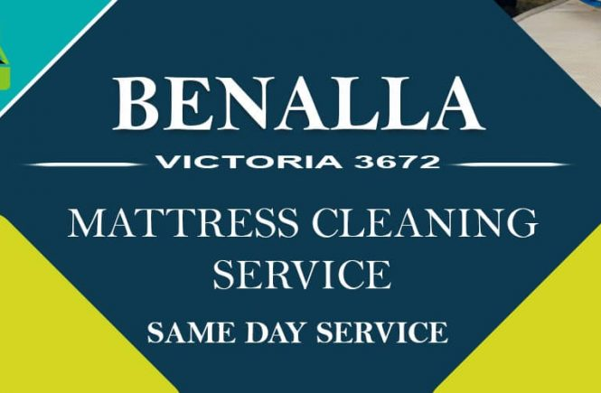 Mattress Cleaning Benalla