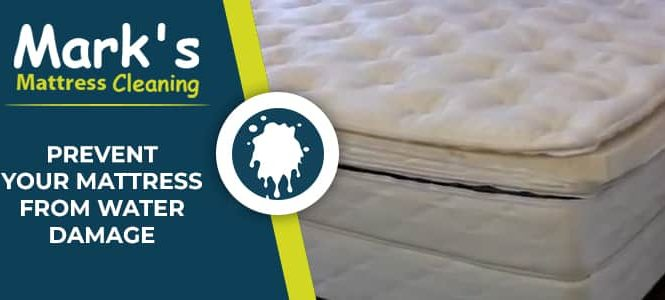 Prevent Your Mattress From Water Damage